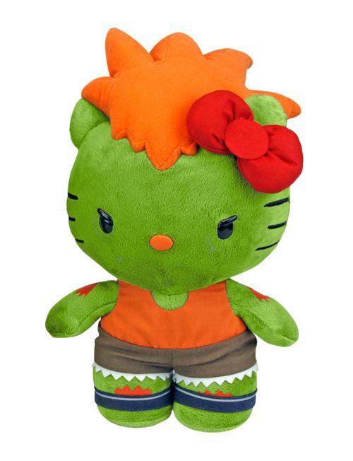 COMIKAZE 2013 Exclusive: Hello Kitty Blanka Plush