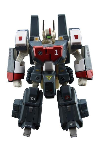 Robotech 30th Anniversary 1/100 Rick Hunter GBP-1J Heavy Armor Veritech