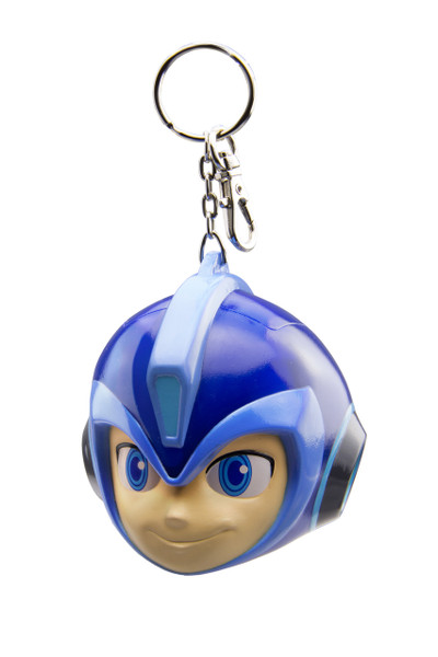 Mega Man: Fully Charged Clip-On Exclusive