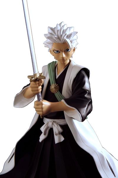 """Deluxe 6"""" PVC Statue: Toshiro"""