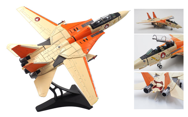 Macross Calibre Wings 1:72 F-14 VF-1D Convention Exclusive