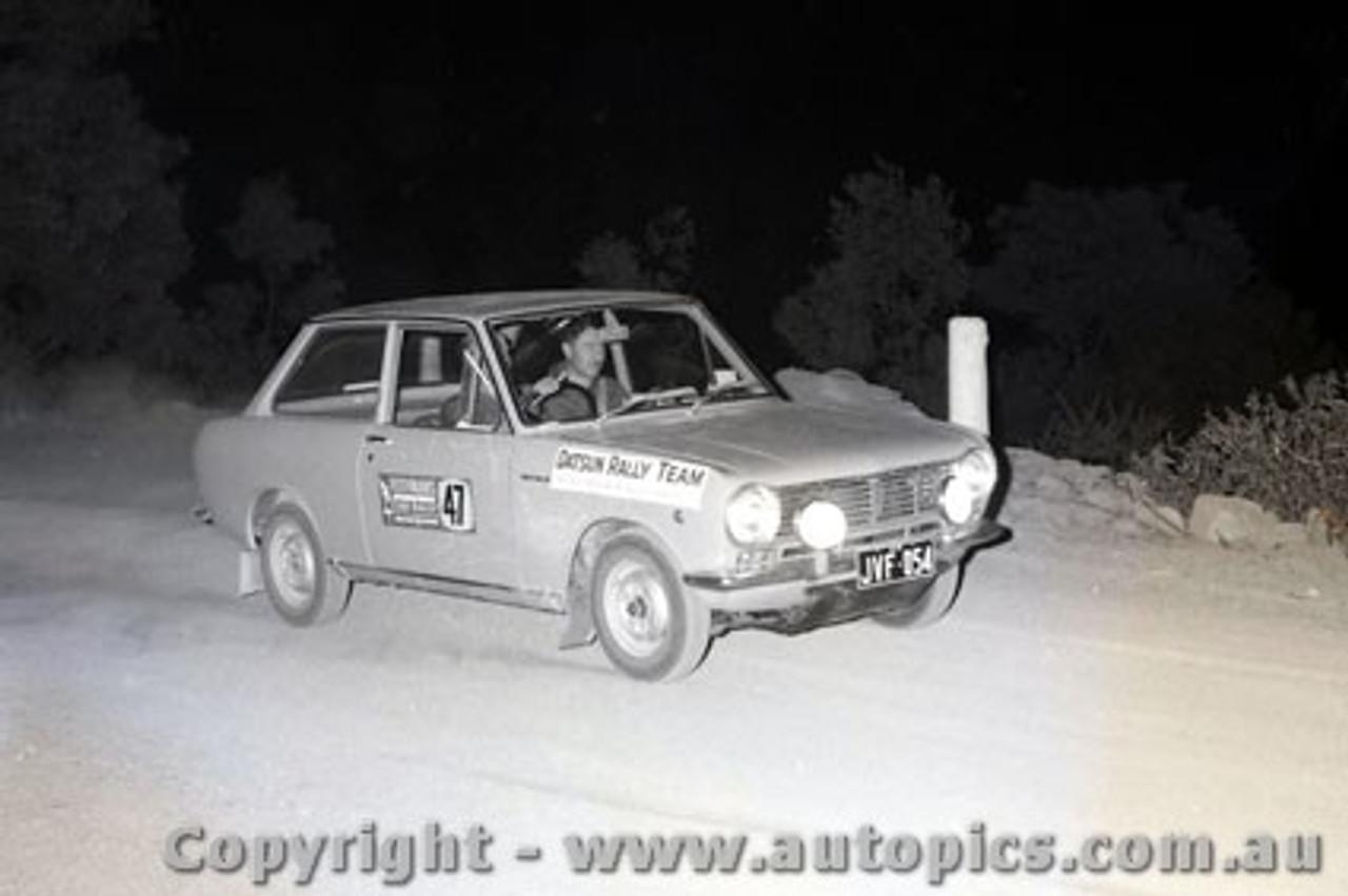 67833 - Datsun - Southern Cross Rally 1967 - Photographer Lance J Ruting