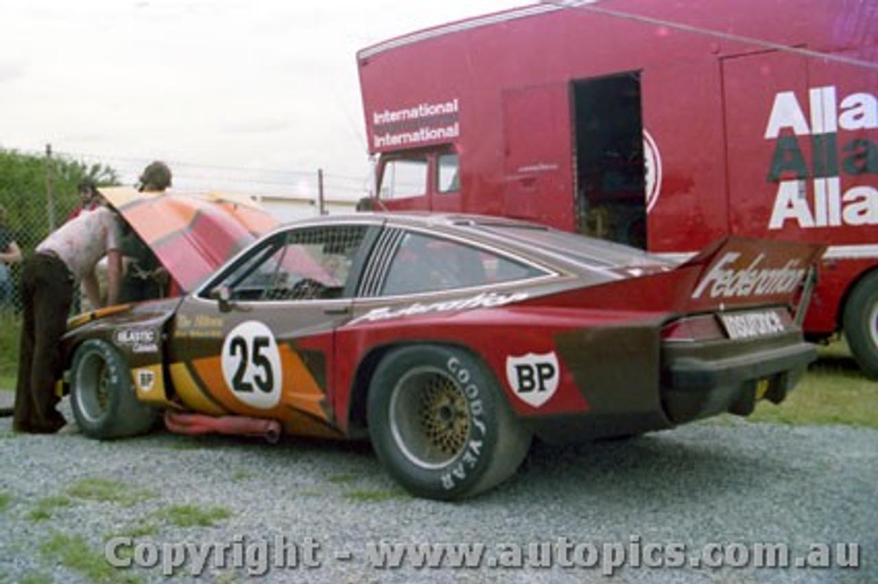 81048 - Allan Moffat - Monza  - Sandown 1981 - Photographer Peter D Abbs