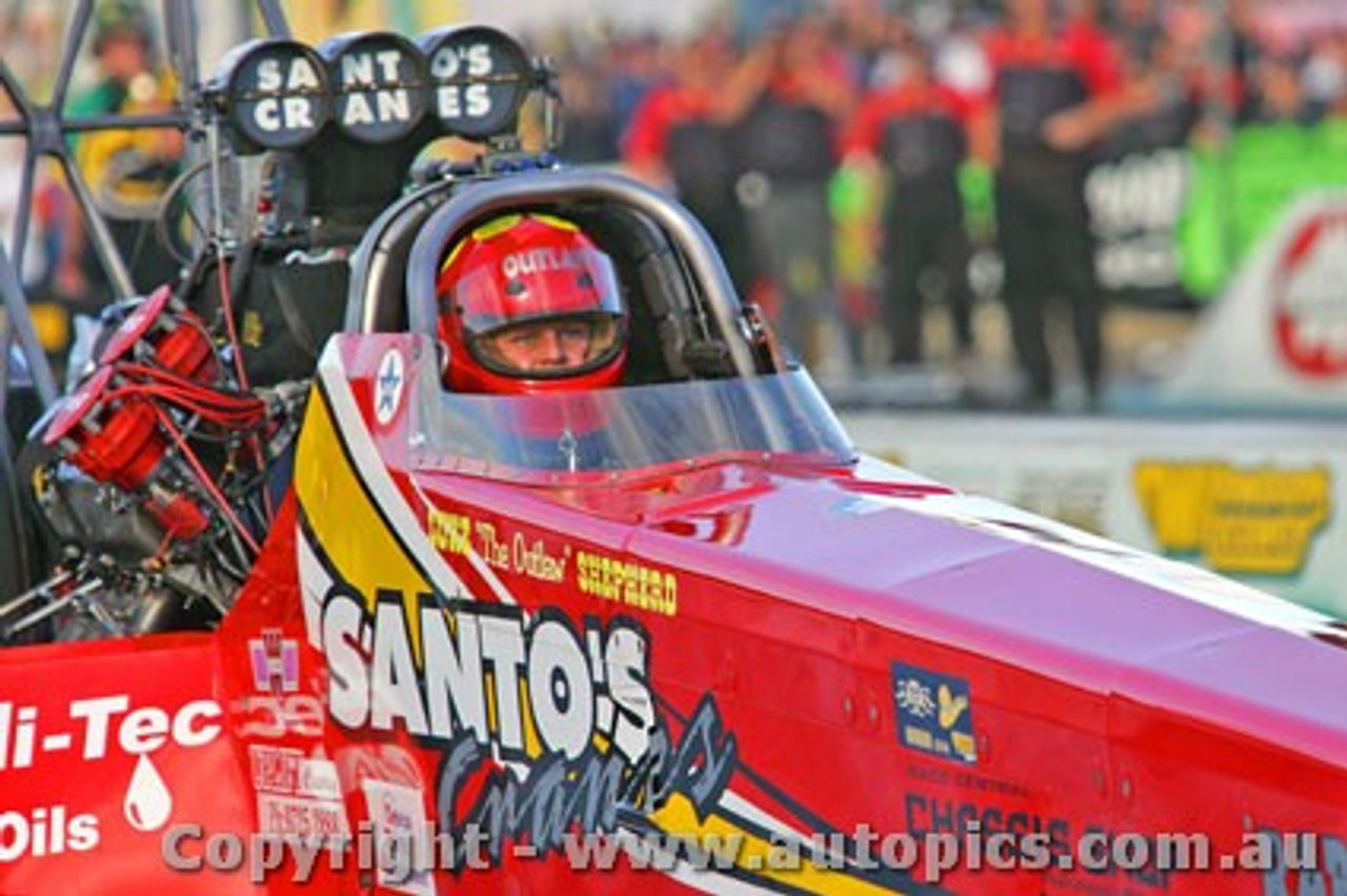 206907 - Luke Shepherd - Winter Nats Willowbank Raceway 2006 - Photographer Marshall Cass