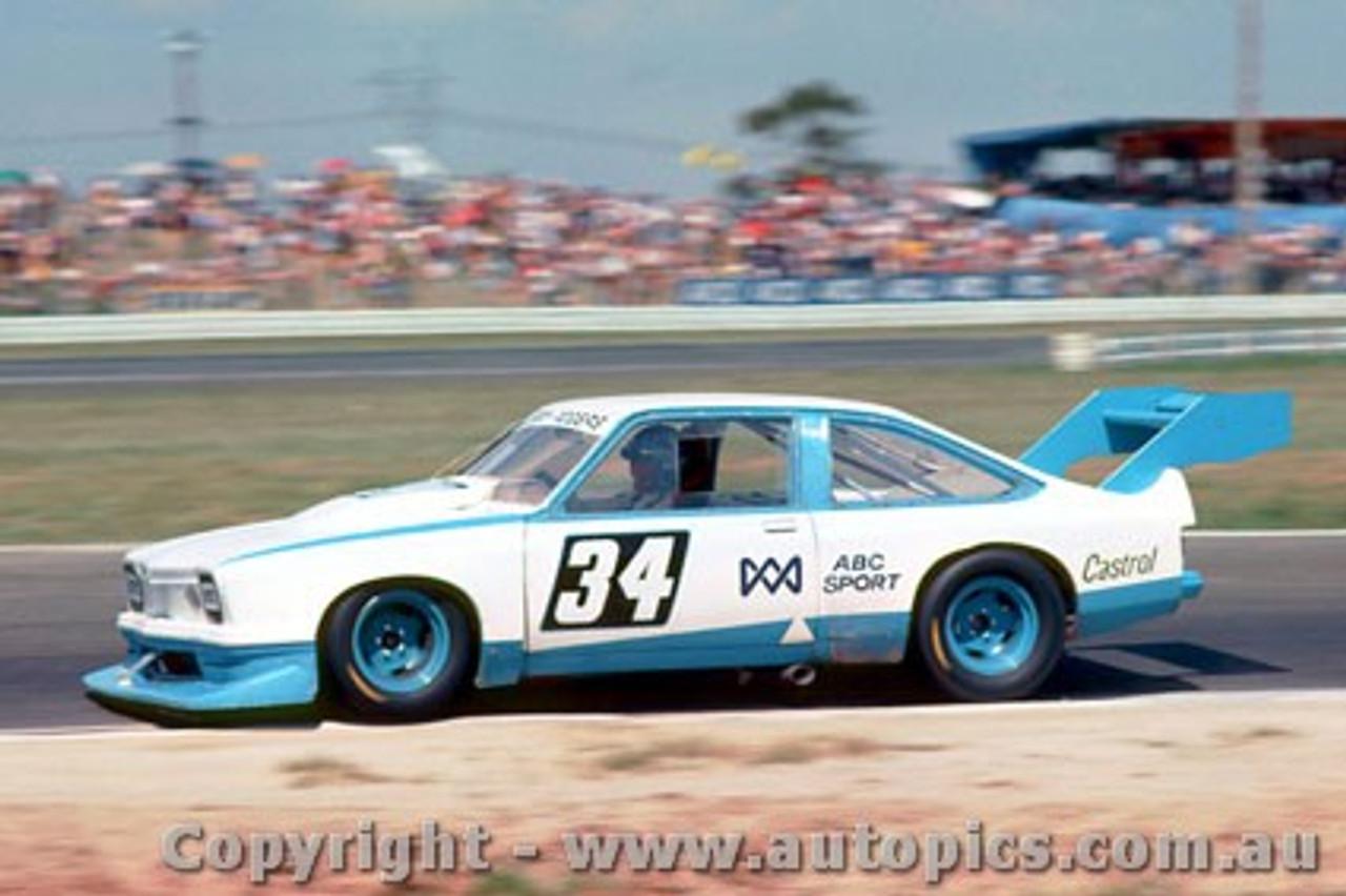 81051 - G. Rogers Torana - Calder 1981 - Photographer Peter D Abbs