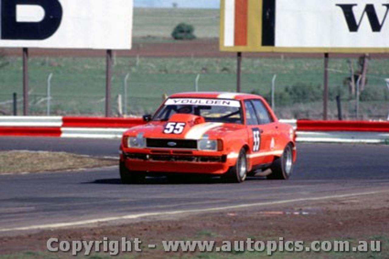 81052 - K. Youlden Ford Cortina - Calder 1981 - Photographer Peter D Abbs