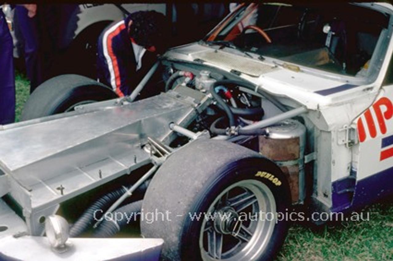 81057 - J. McCormack Jaguar XJ-S  - Adelaide  1981  - Photographer Peter Green