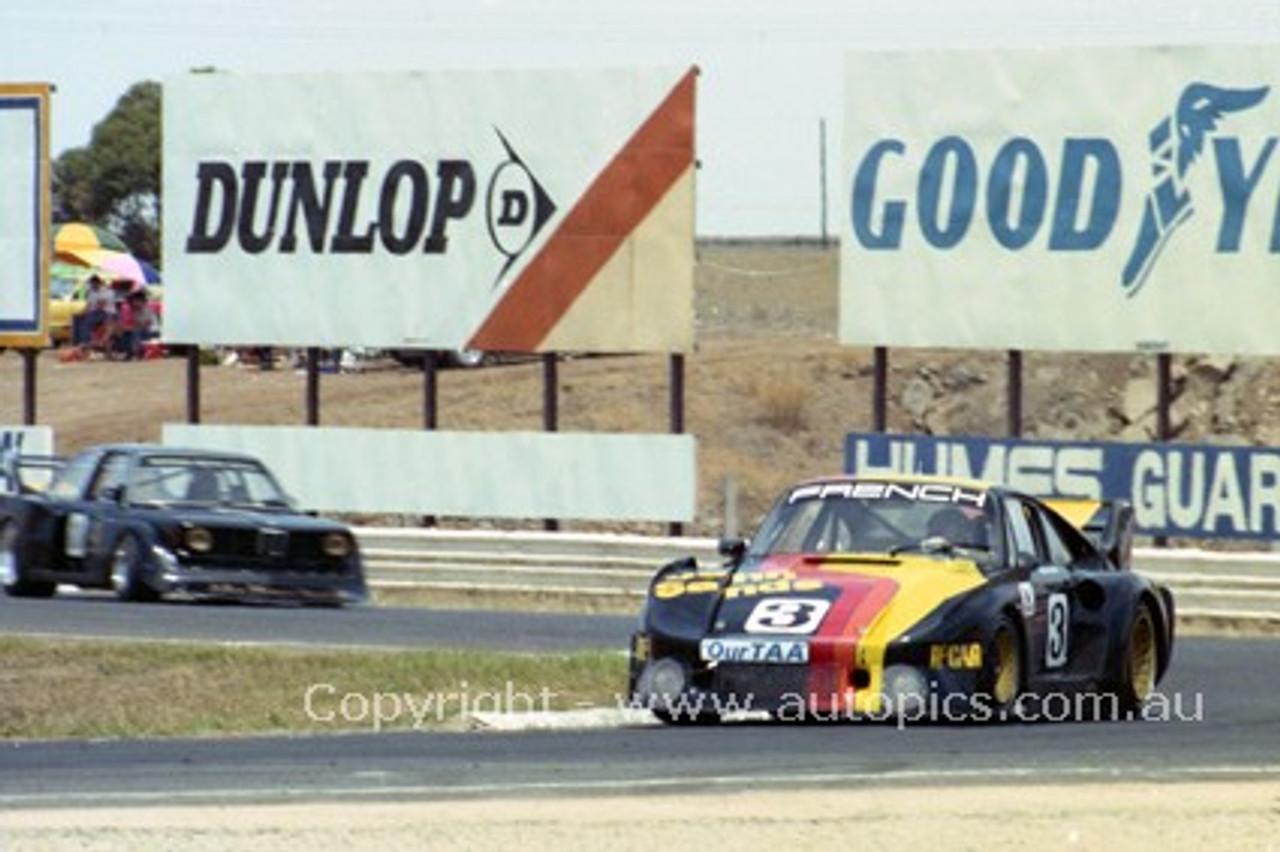 87401 - Rusty French, Porsche - Calder 1987 - Photographer Peter DAbbs