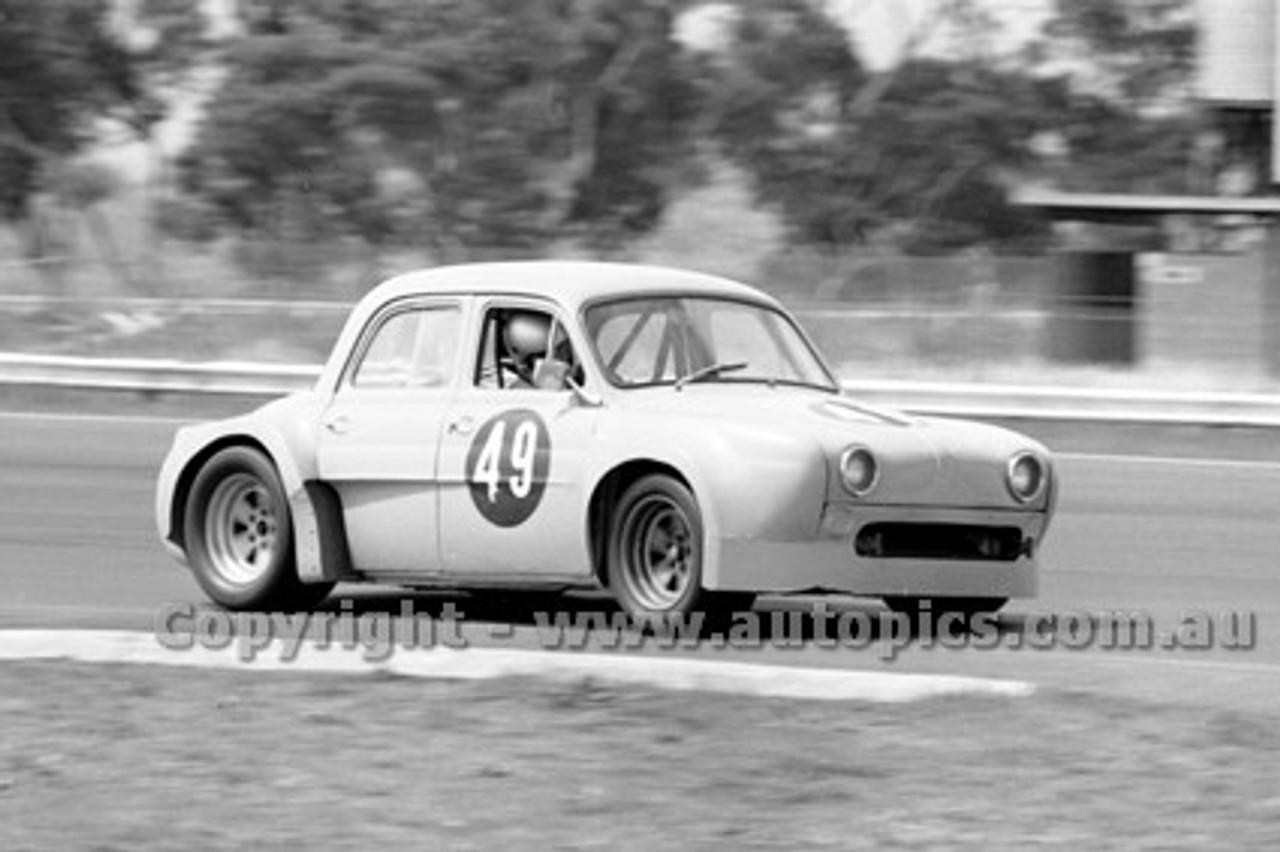 78045 - Alan Gissing, Renault Turbo - Calder 1978 - Photographer Darren House