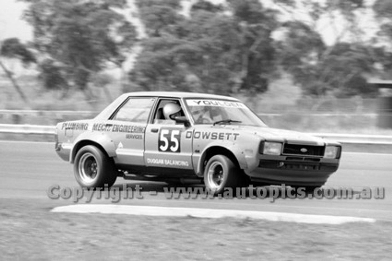 78046 - K. Youlden, Ford Cortina - Calder 1978 - Photographer Darren House