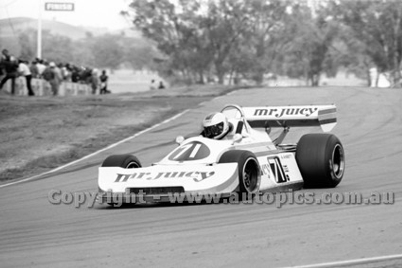 79503 - John Smith, Ralt RT1 -  Winton  Rose City 10,000 - 28th October 1979 - Photographer Darren House