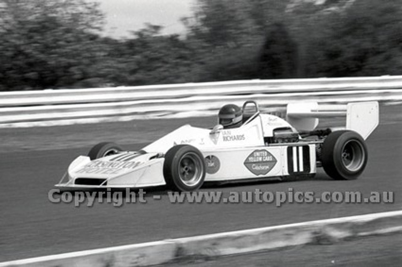 79505 - Ian Richards, Cheetah MK6 - Sandown 1979 - Photographer Darren House