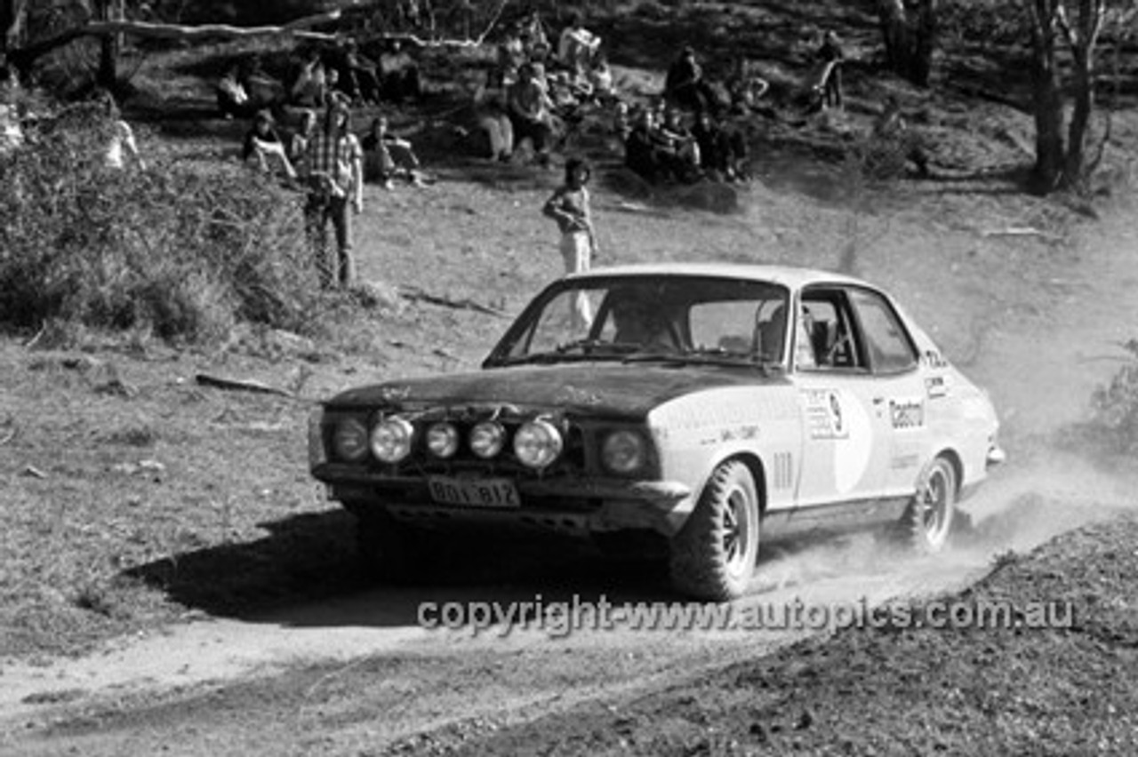 72907 - Holden Dealer Team, Torana - KLG Rally 1972- Photographer Lance J Ruting