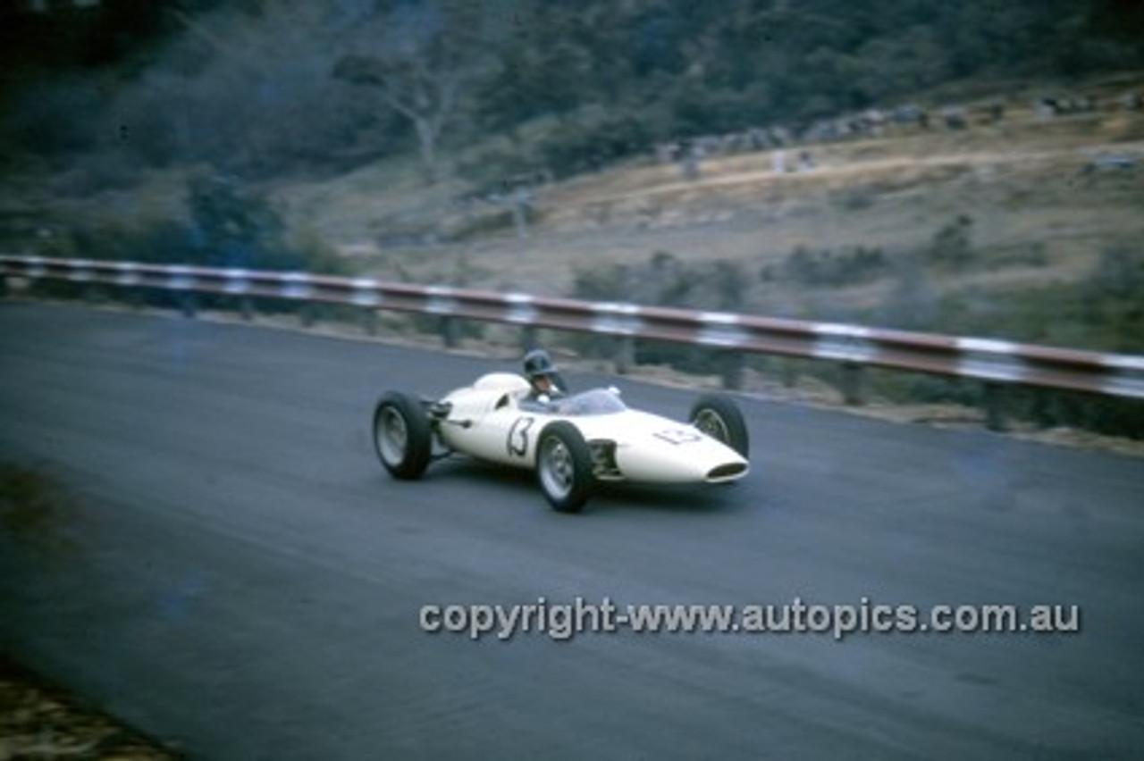 620043 -  Bob Holden, Lynx - Catalina Park Katoomba  1962 - Photographer Bruce Wells.