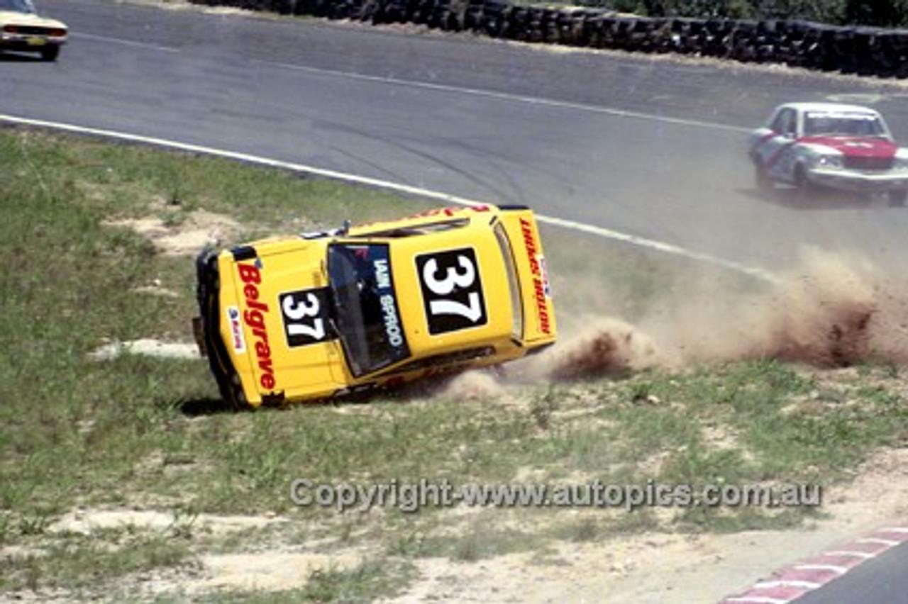 87048  - Iain Sprod - Mazda - Amaroo 1987 - Photographer Lance J Ruting