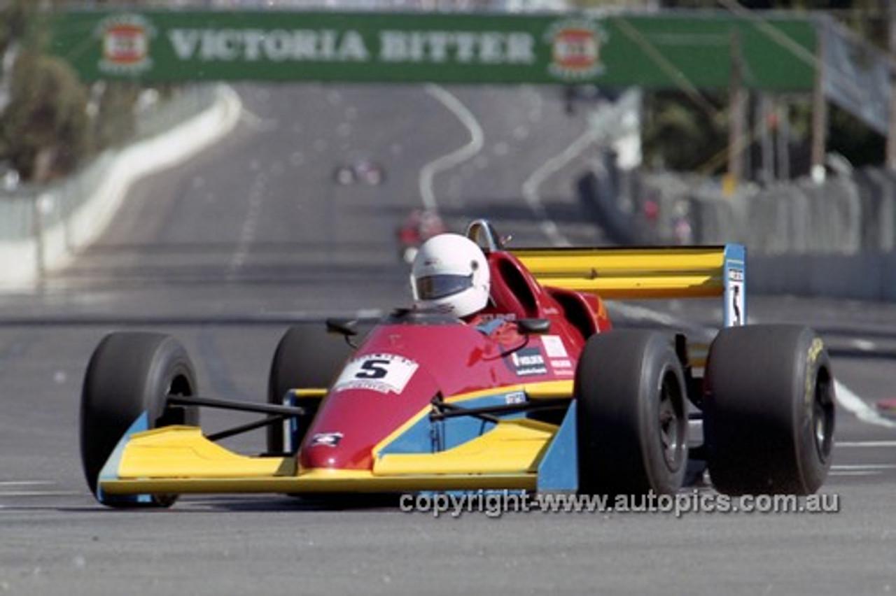 99512 - Stan Keen, Shrike - Formula Holden - Adelaide 500 1999 - Photographer Marshall Cass