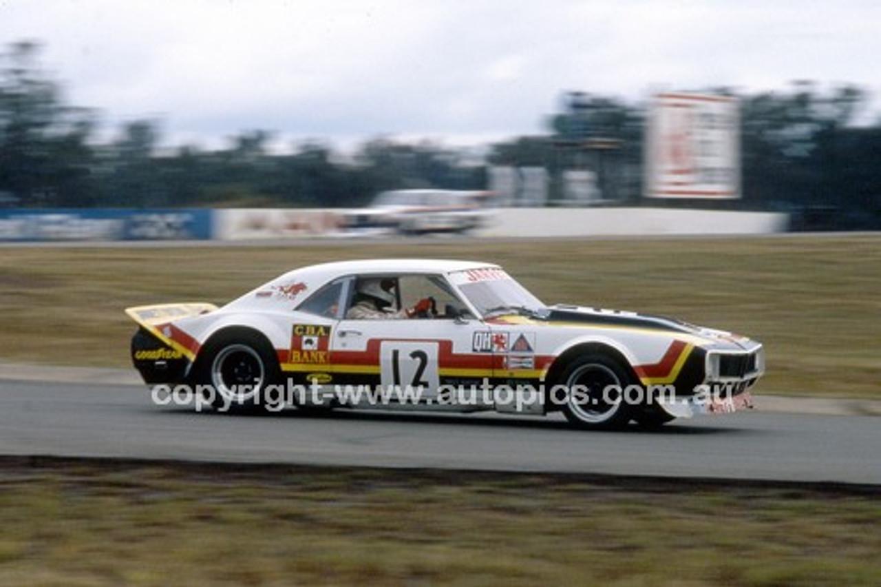 81083 - D. Jarrett, Camaro - 1981 Oran Park