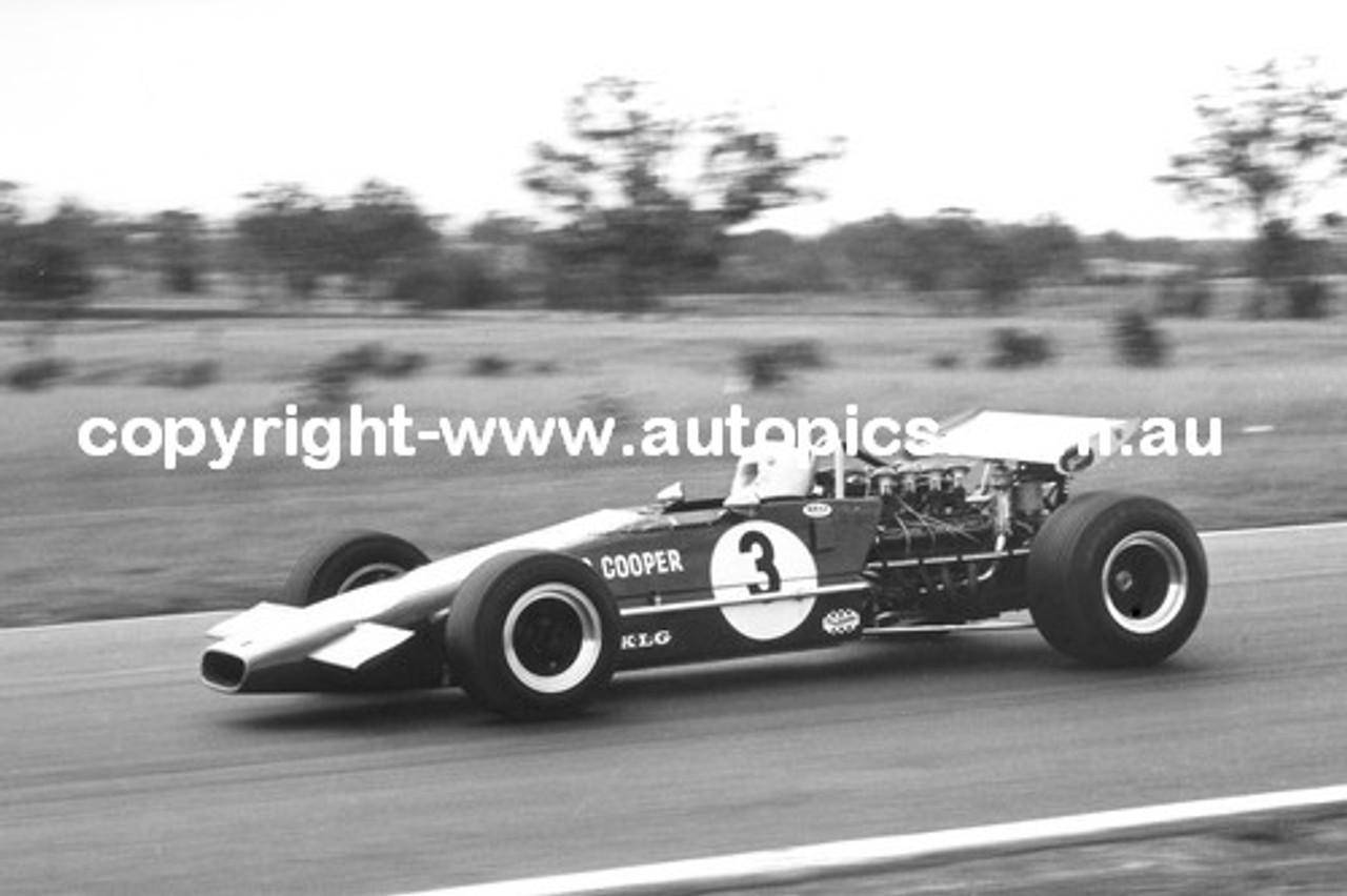 70511 - Garrie Cooper Elfin 600D  -  Oran Park 1970