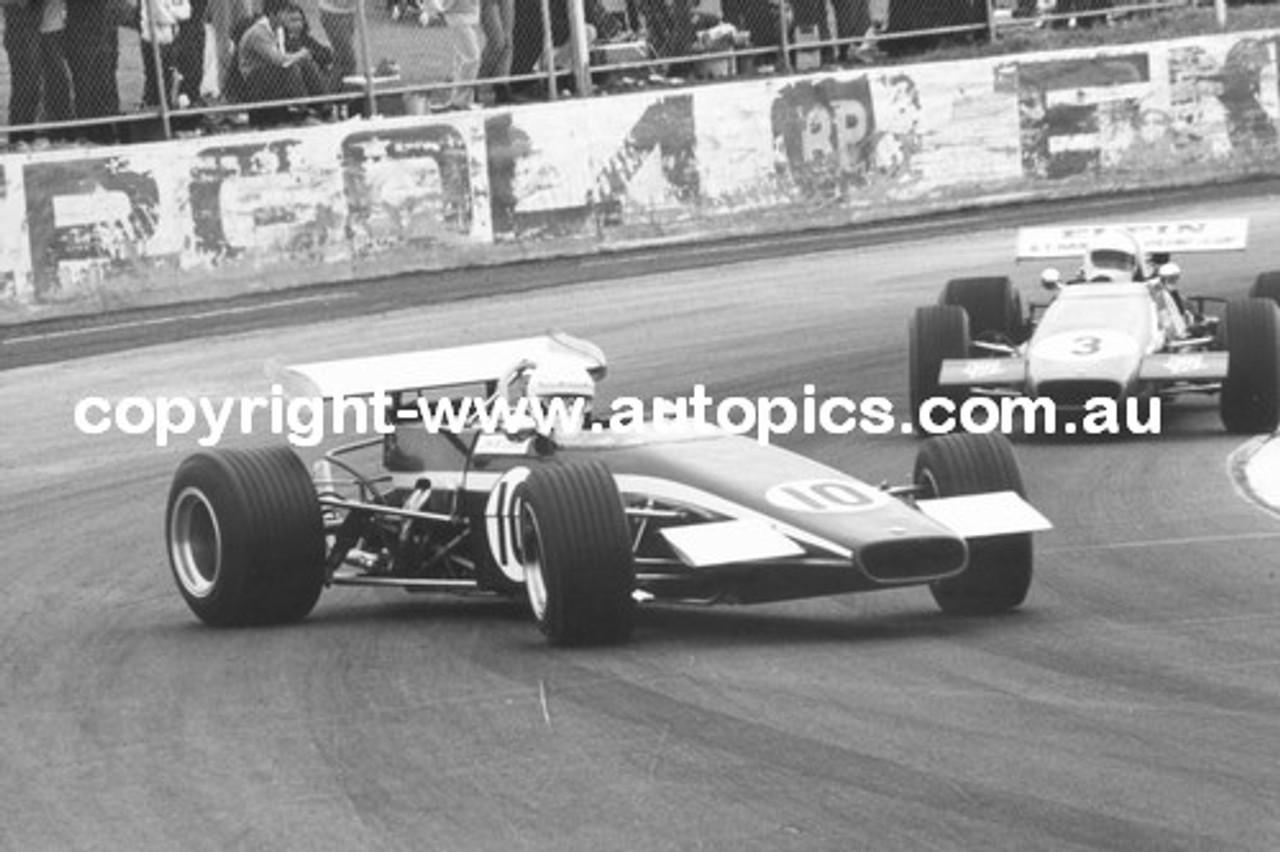 J. McCormack - Elfin 600B  -  Oran Park 1970