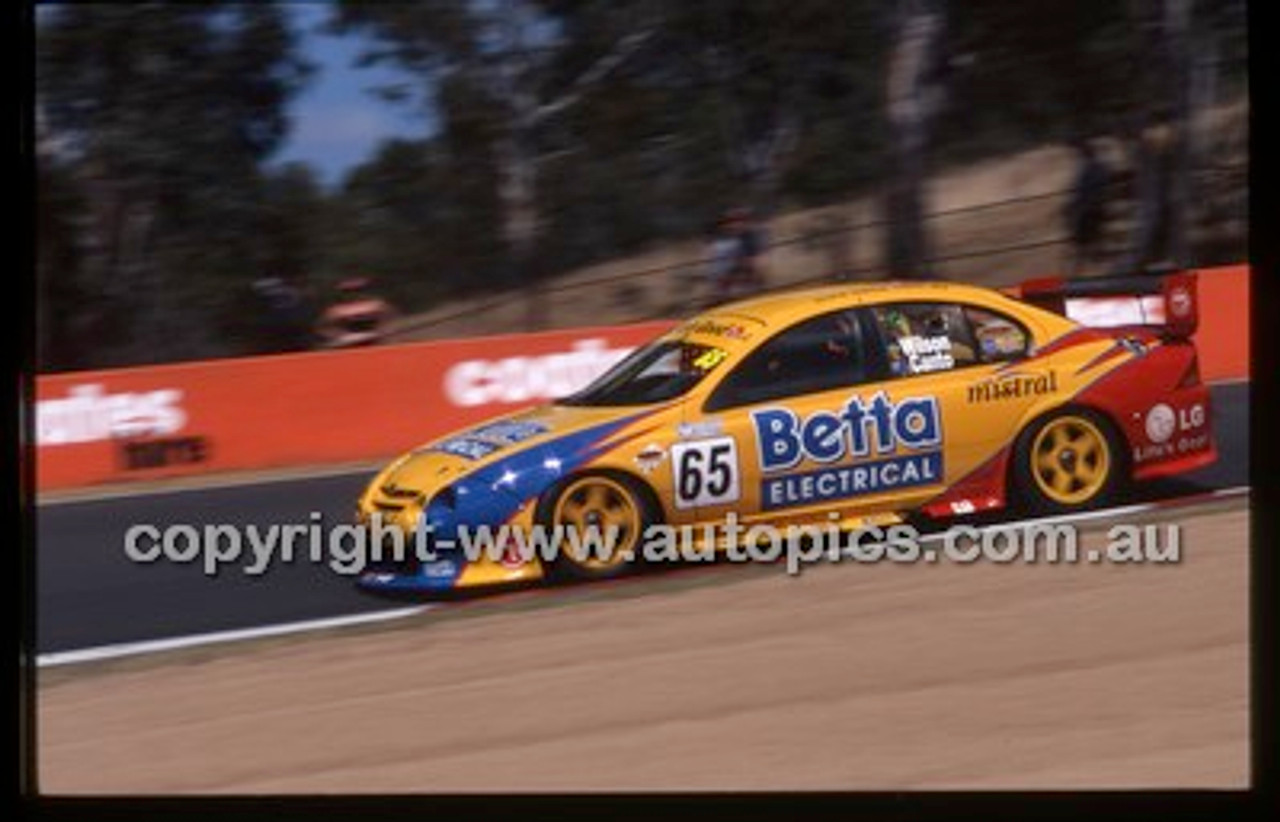 Bathurst 1000, 2002 - Photographer Marshall Cass - Code 02-B02-005
