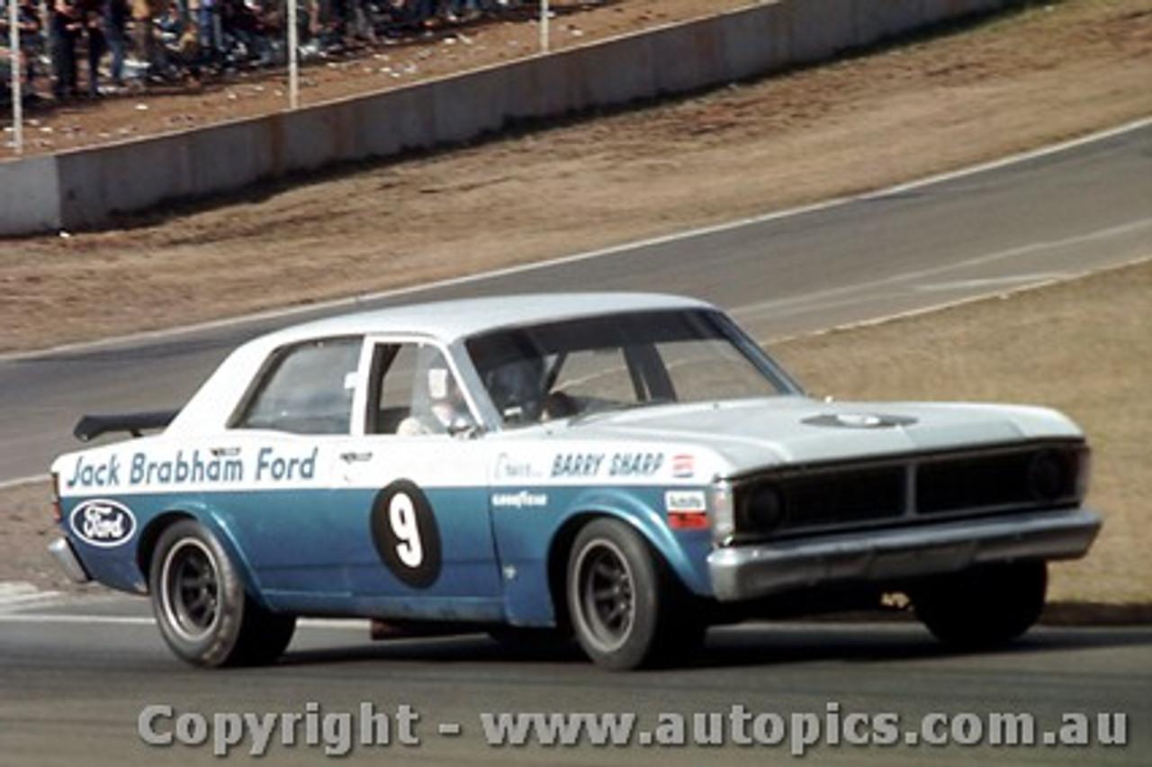 71022  -  Barry Sharp  -  Sports Sedan Falcon - Oran Prak 1971