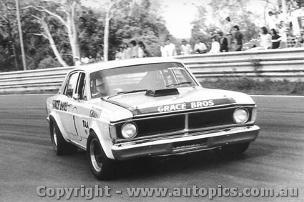 72002  -  Ian  Pete  Geoghegan  -  Super Falcon  Warwick Farm  1972
