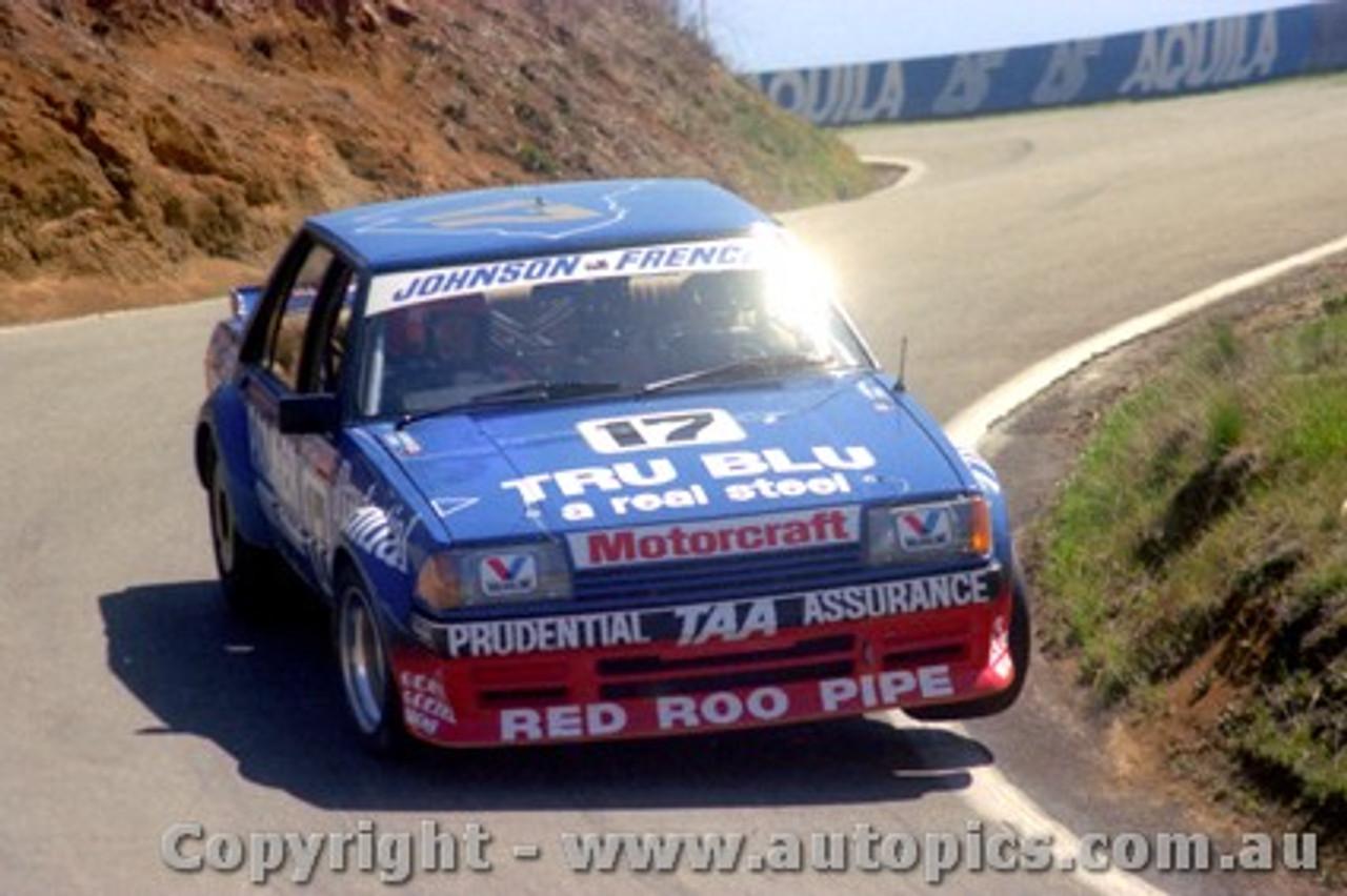 82707 -  D. Johnson / J. French    Bathurst 1982  Ford Falcon