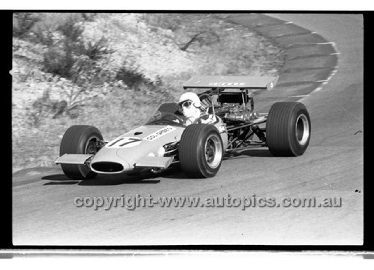 Colin Green Brabham Climax - Amaroo Park 31th May 1970 - 70-AM31570-140