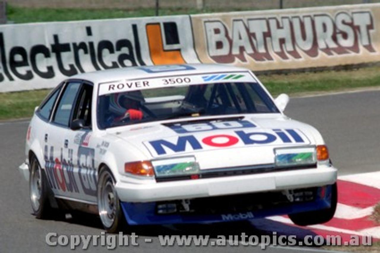 84718  -  S. Soper / R. Dickson   Bathurst 1984  Rover Vitesse