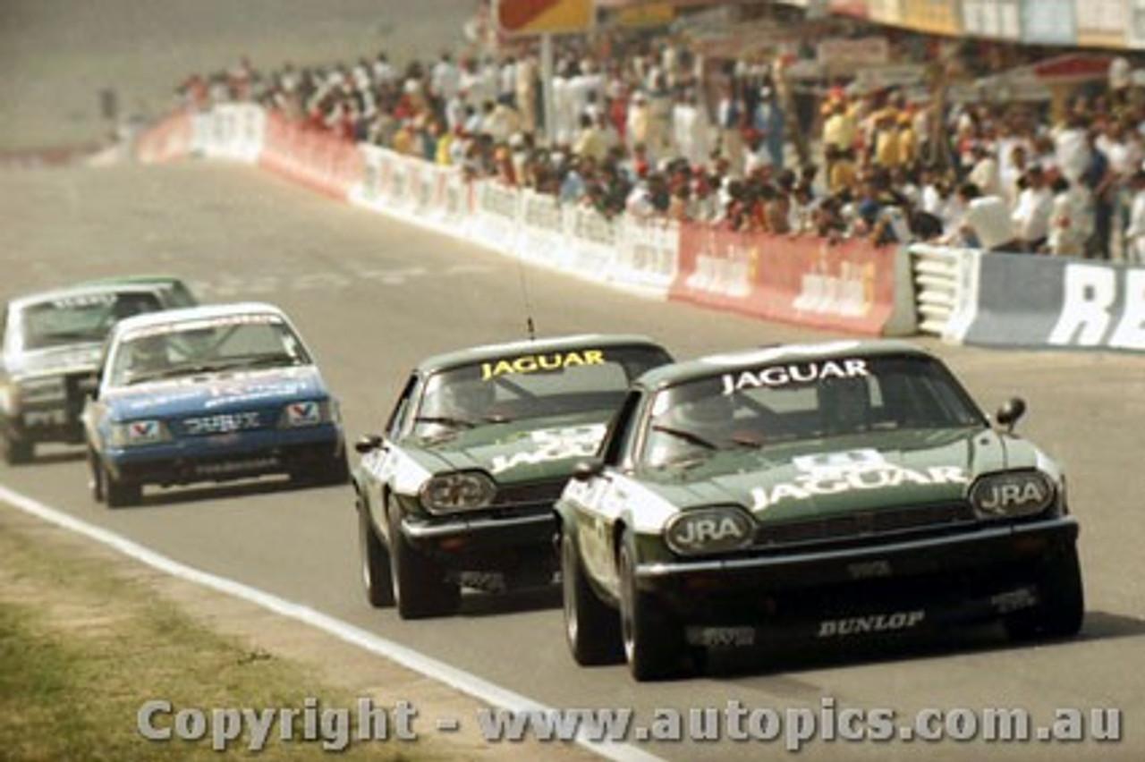 85708 - Walkinshaw / Percy - Bathurst 1985 - Jaguar XJS