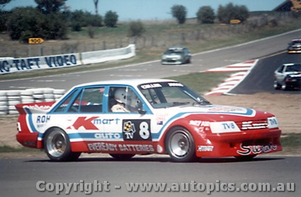 84722 - Cullan / Jones  Bathurst 1984 Holden Commodore VK