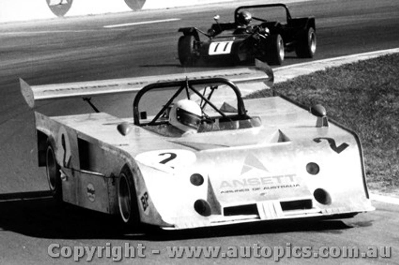 74402 - G. Cooper Elfin MS7 Oran Park 1974