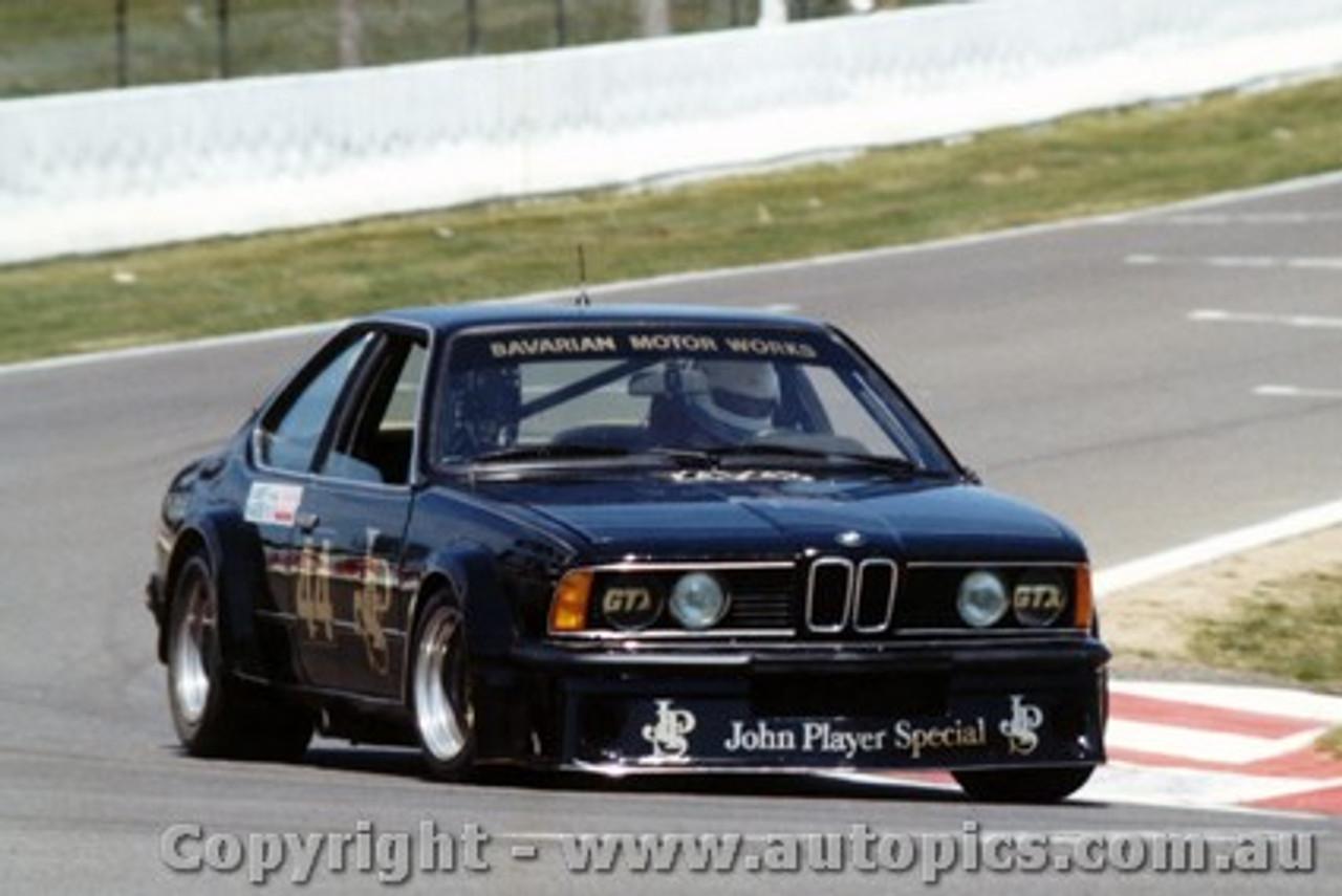 81714 - Grice / Hobbs - BMW 635 Bathurst 1981