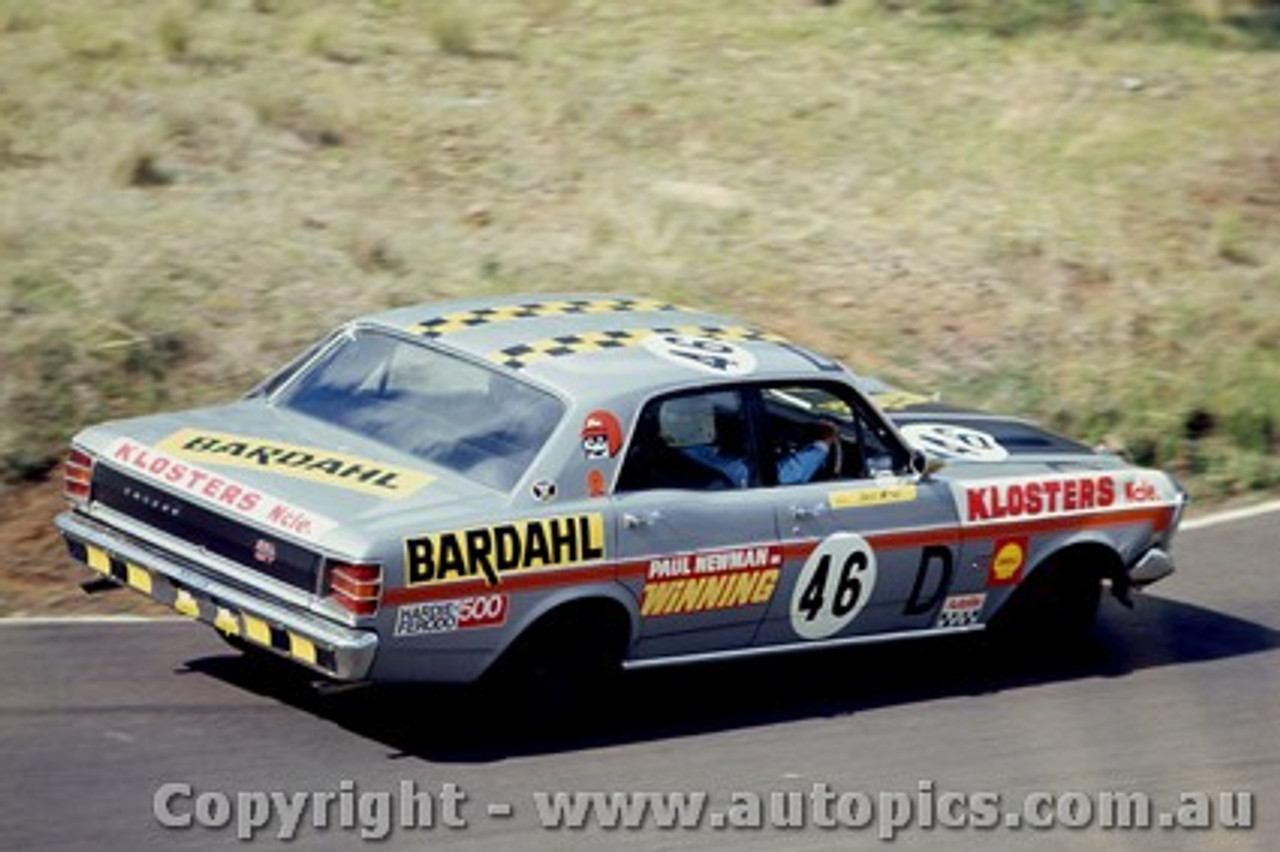 69720  -  McPhee / Mulholland  -  Bathurst 1969 -2nd Outright - Ford Falcon GTHO