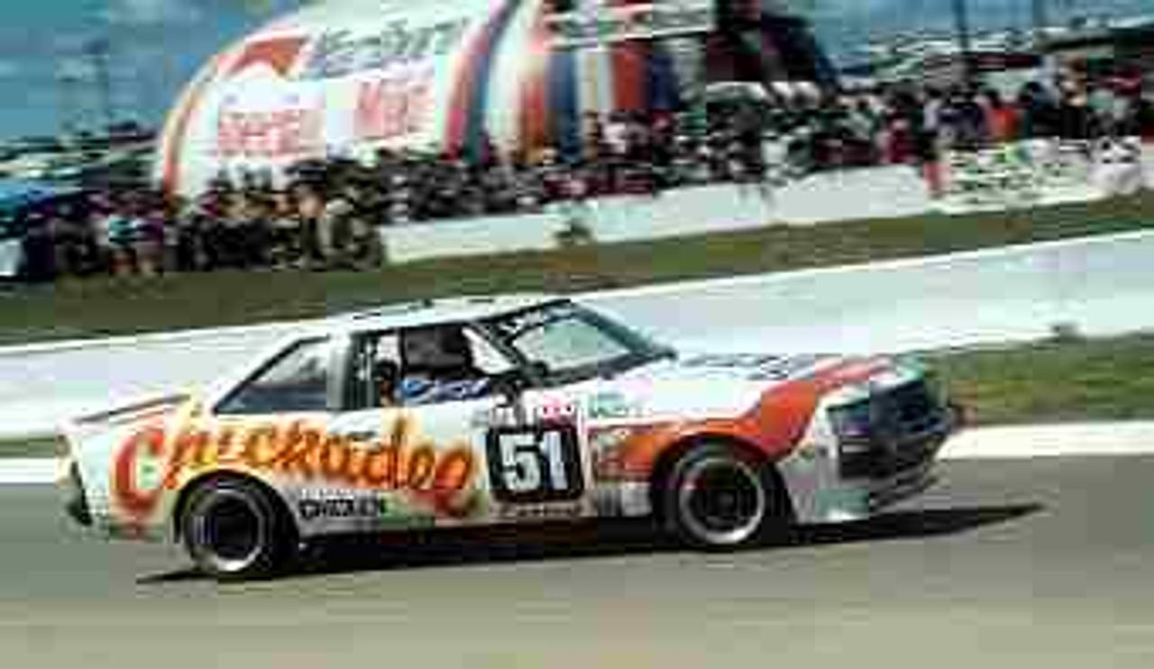 81715 - Land / Bailey - Bathurst 1981 - Toyota Celica