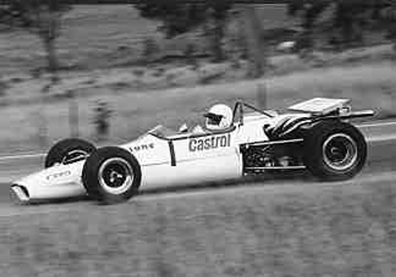 70526 - Leo Geoghegan  Lotus 59 - Oran Park 1970 - Photographer David Blanch