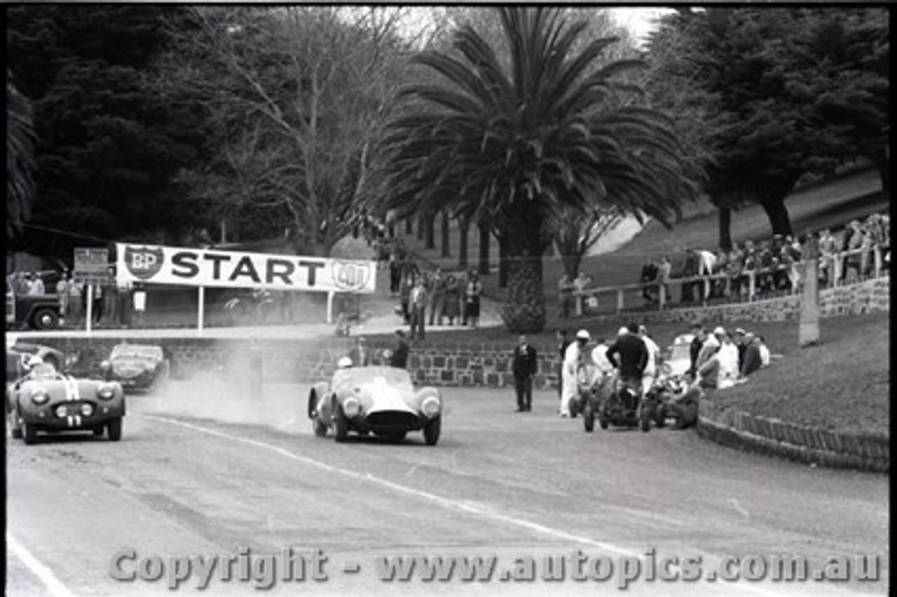 Geelong Sprints 23rd August 1959 -  Photographer Peter D'Abbs - Code G23859-13