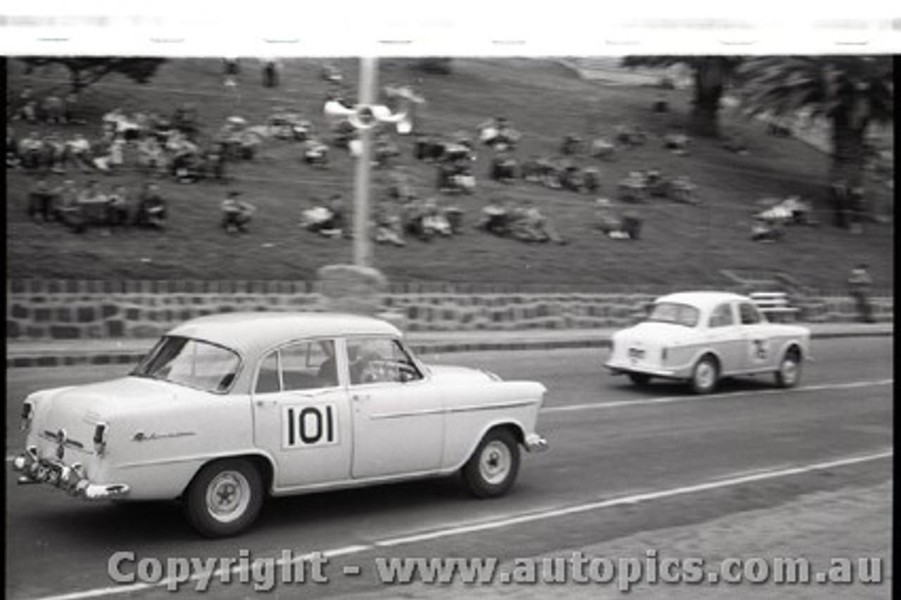 Geelong Sprints 23rd August 1959 -  Photographer Peter D'Abbs - Code G23859-45