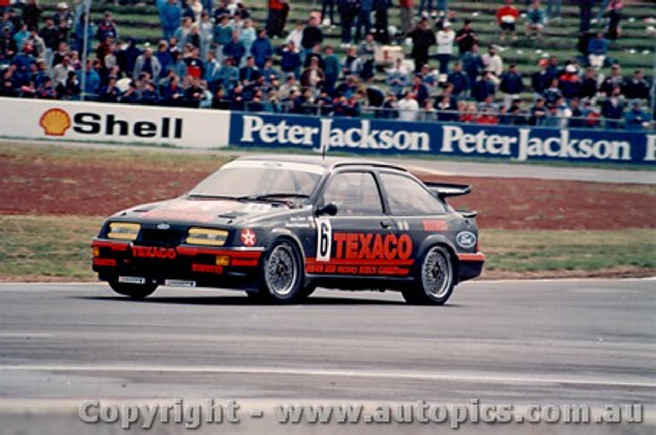 87004 - Soper / Niedzwiedz Ford Sierra Cosworth - Calder 1987