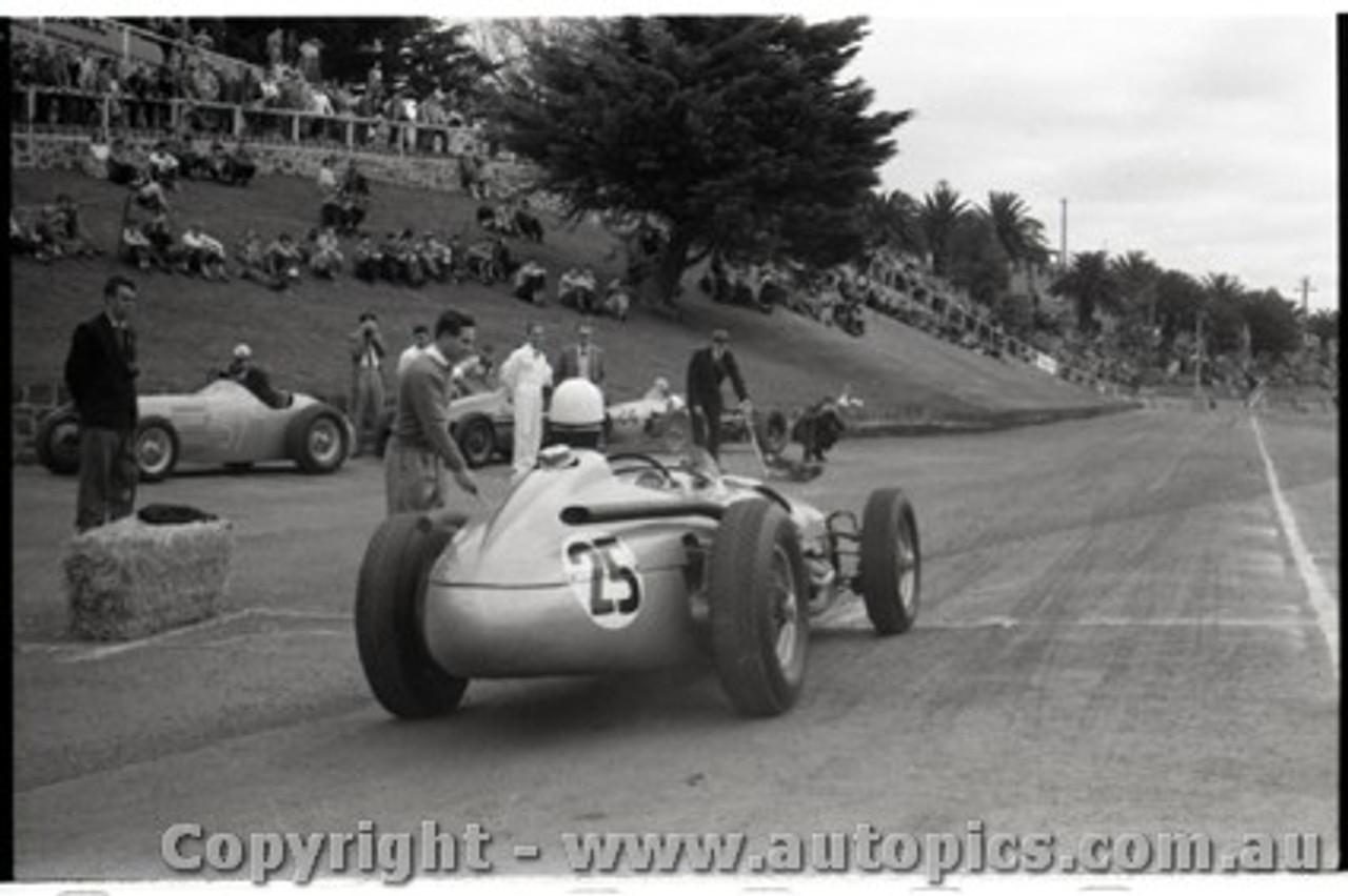 Geelong Sprints 23rd August 1959 -  Photographer Peter D'Abbs - Code G23859-95