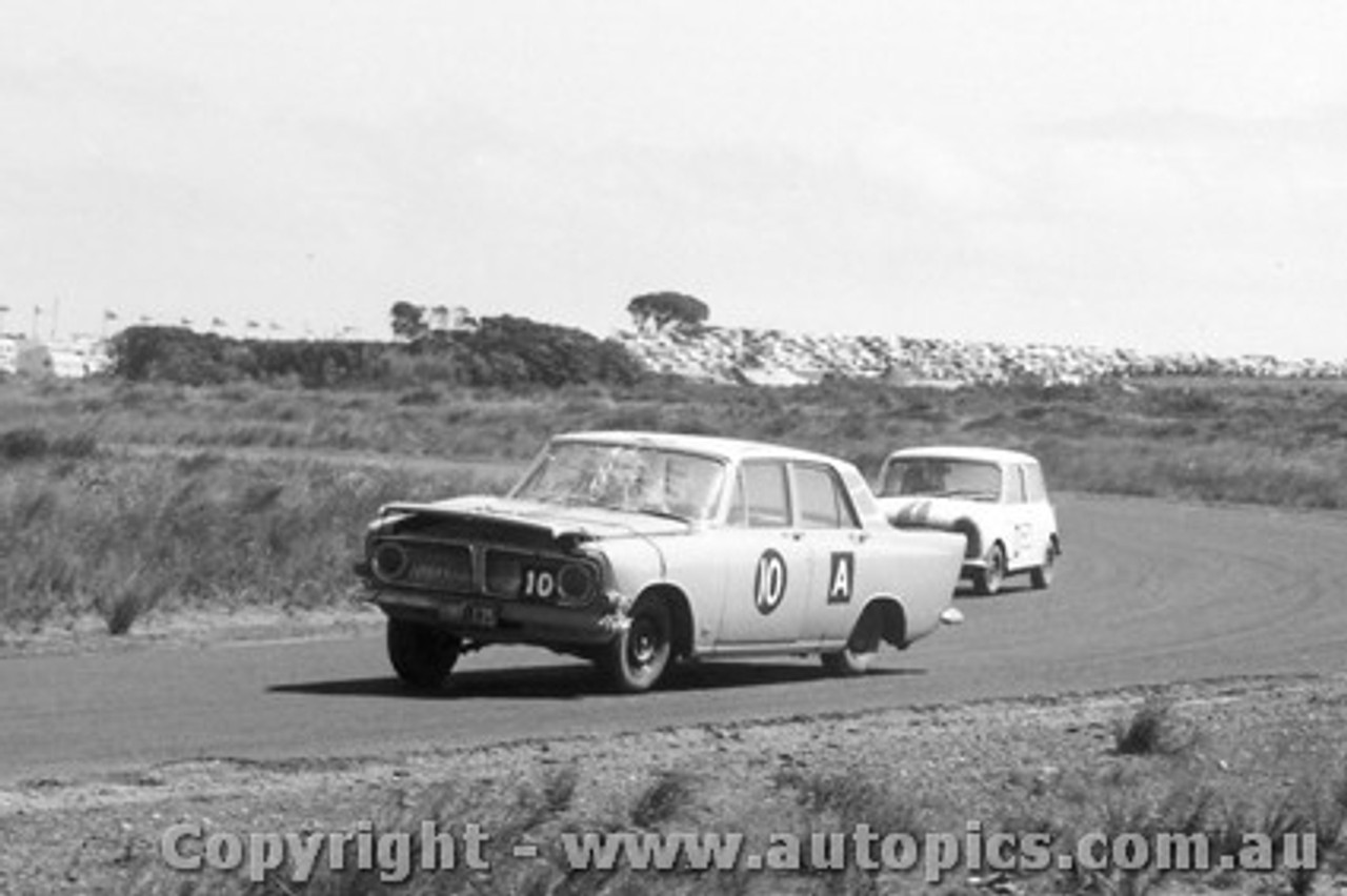 62706 - Russell / Anderson - Zephyr Mark 3 - Armstrong 500 - Phillip Island 1962