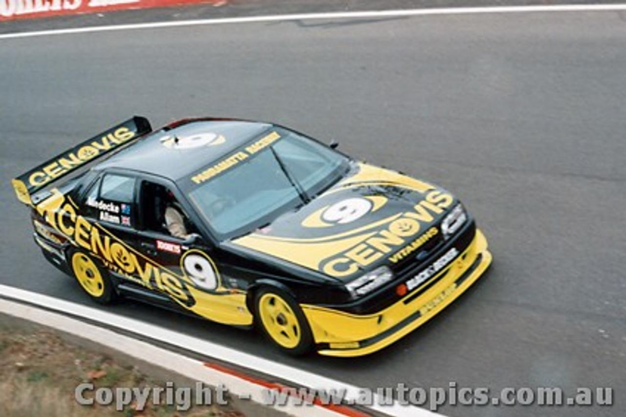 94720  -  K. Niedzwiedz / A. Miedecke  -  Bathurst 1994 - Falcon EB