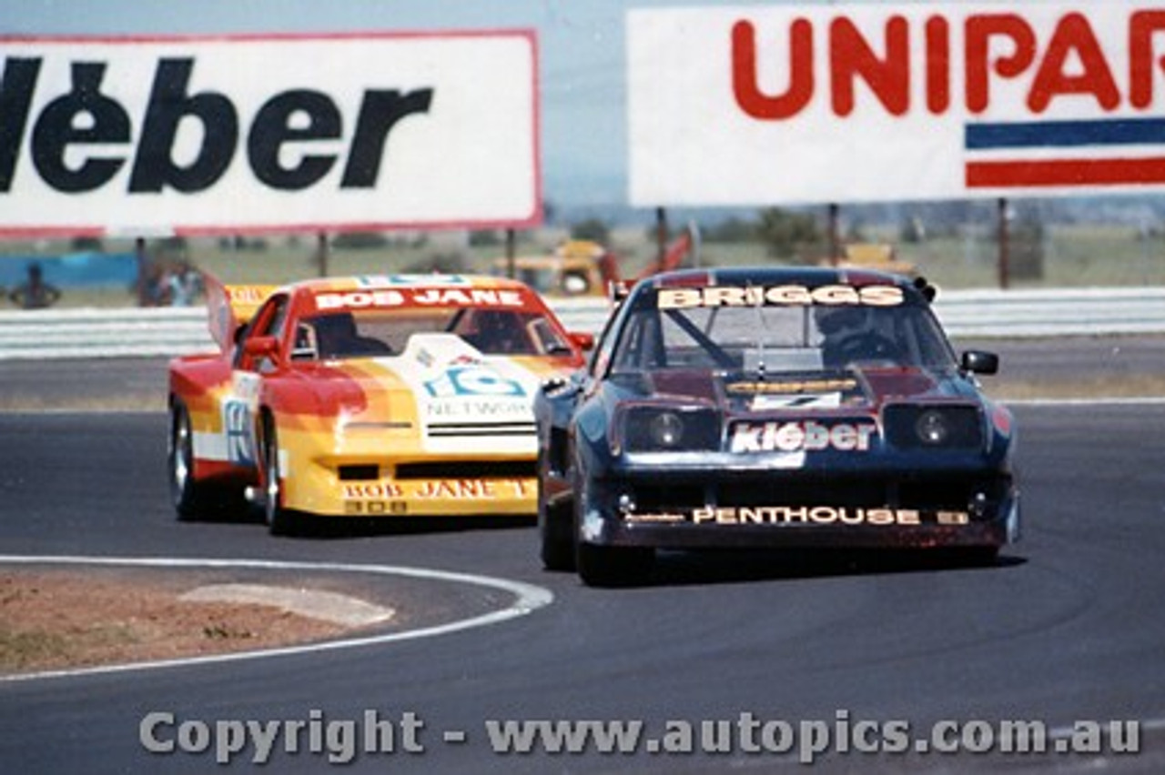 80016 - Briggs and Jane - Chev Monza - Calder 1980