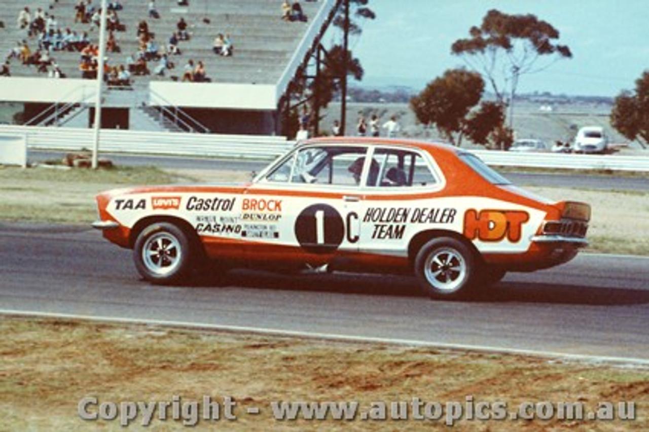 72047 - P. Brock Torana XU1 - Calder 1972