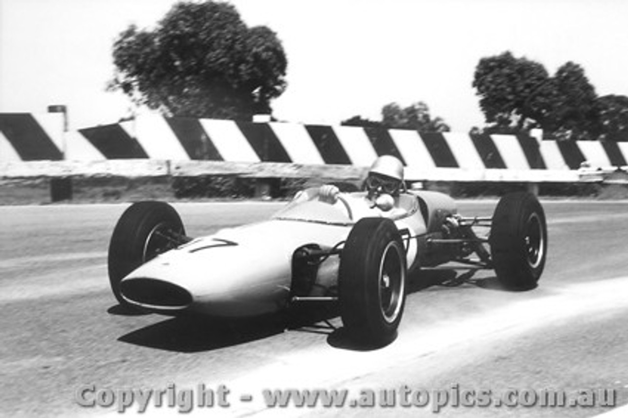 65521 - Glyn Scott Lotus 27 - Sandown Tasman Series  1965