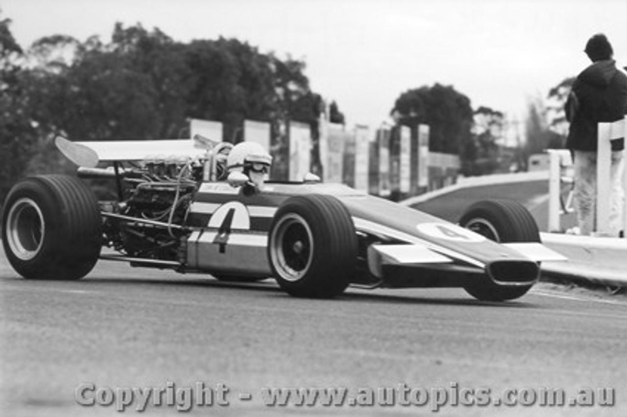 70535 - J. McCormack - Elfin 600c - Sandown 1970