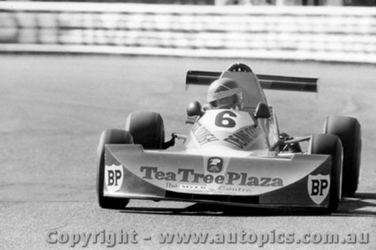 D. Clough Elfin 700  - Amaroo Park 1977