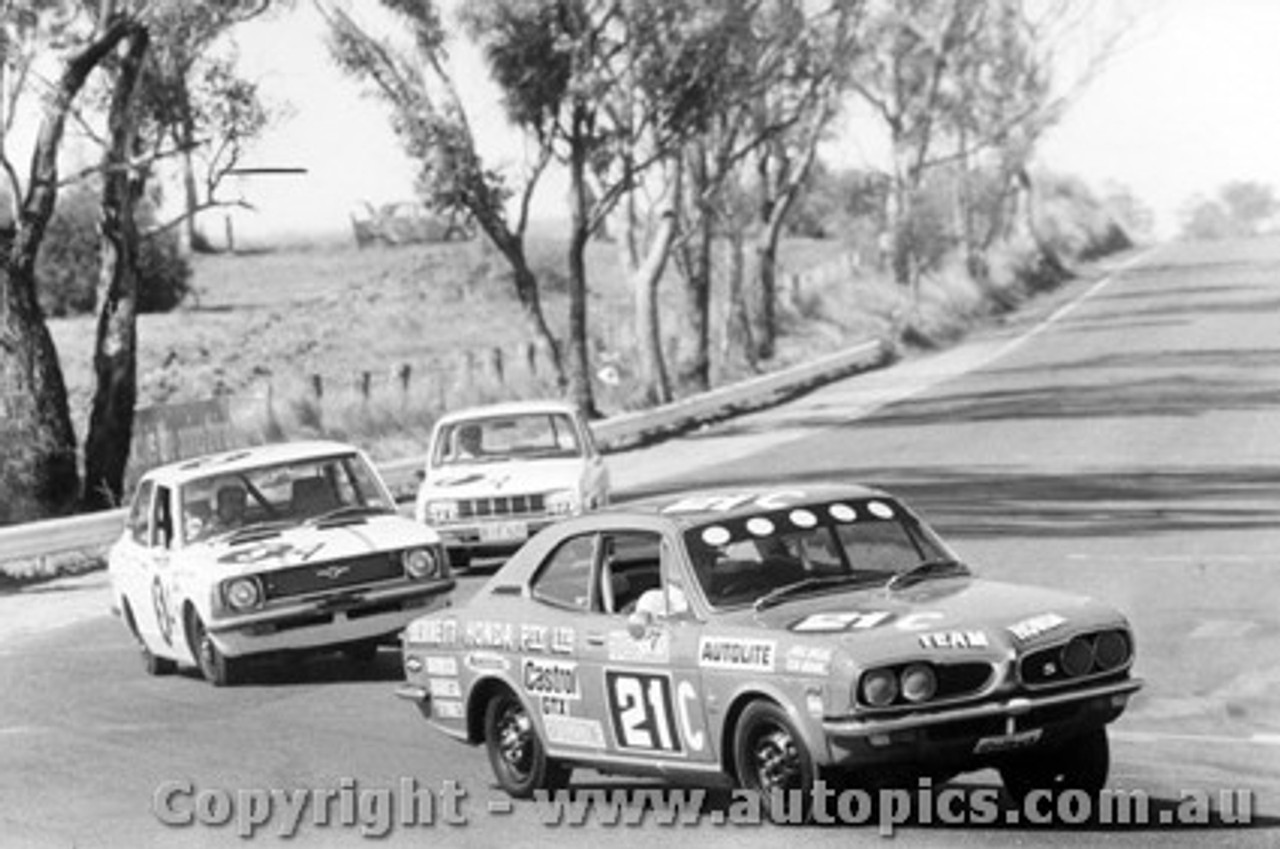71739 - N. Riley/ K. Brian - Honda Coupe 1300/9 Bathurst 1971