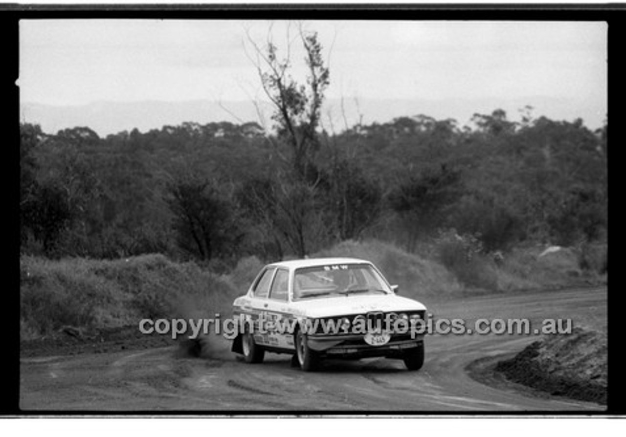 Southern Cross Rally 1976 - Code - 76-T91076-013