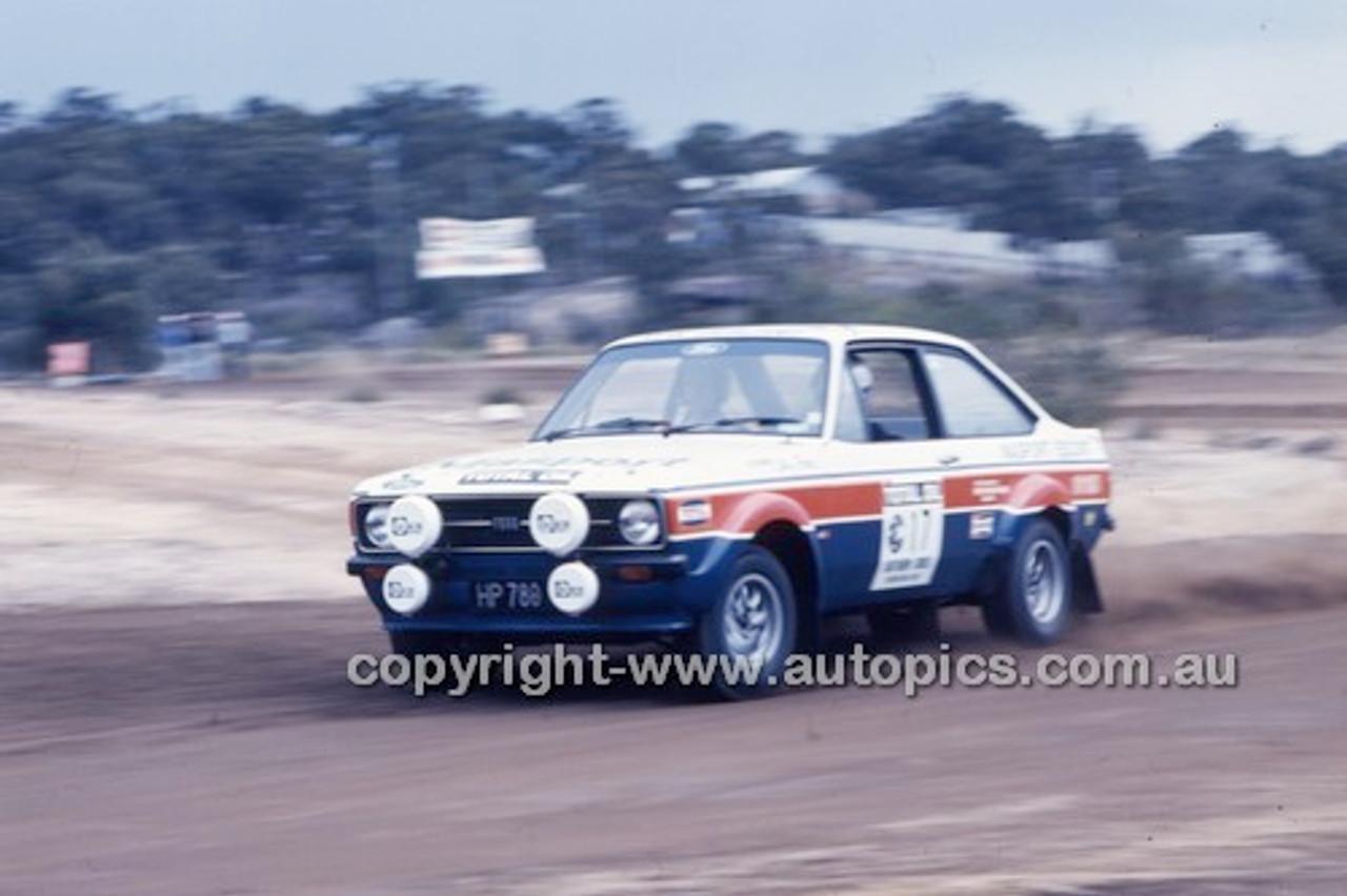 Southern Cross Rally 1978 - Code -78-T-SCross-007